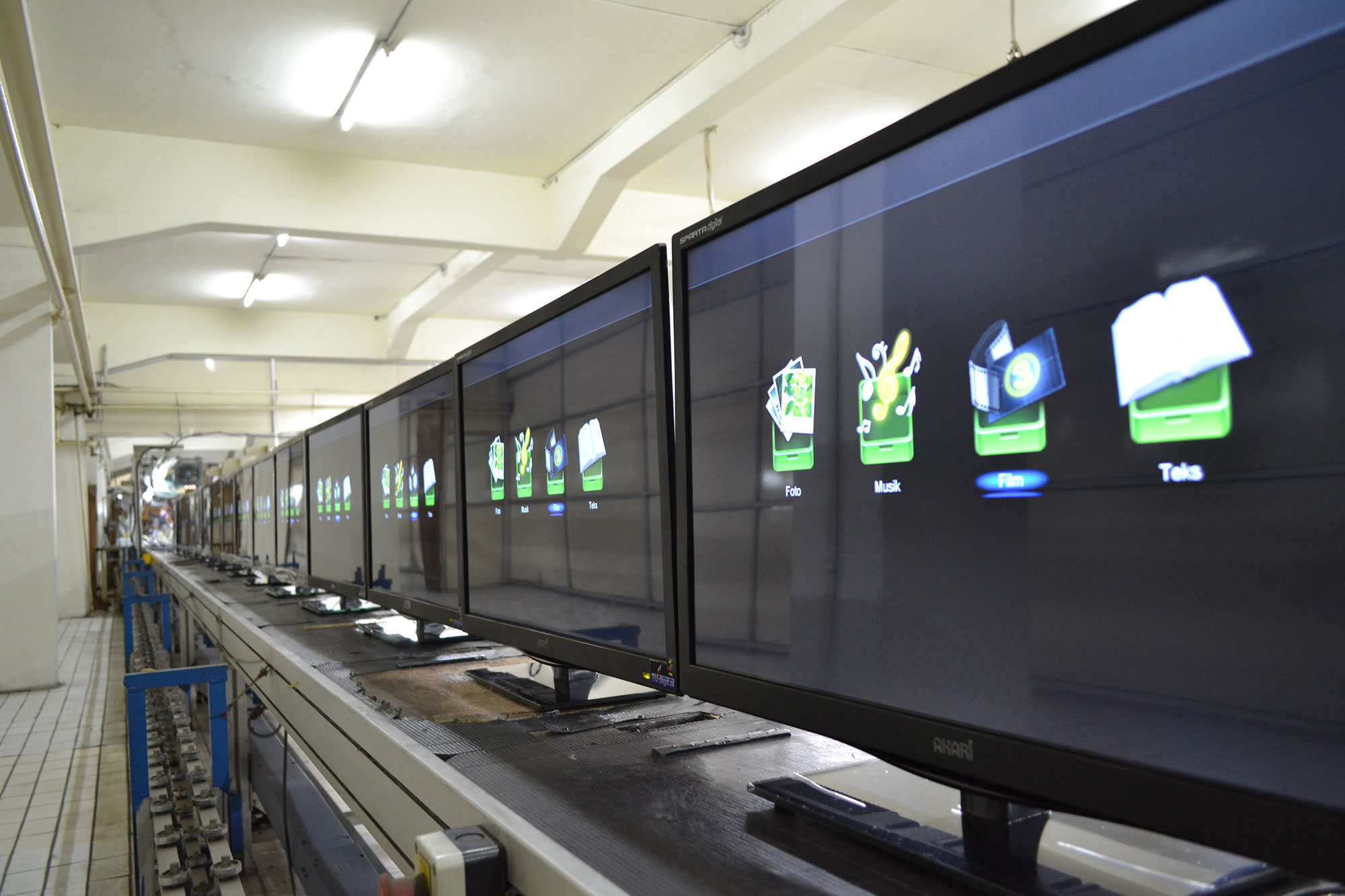 manufacturing solution for consumer electronic products