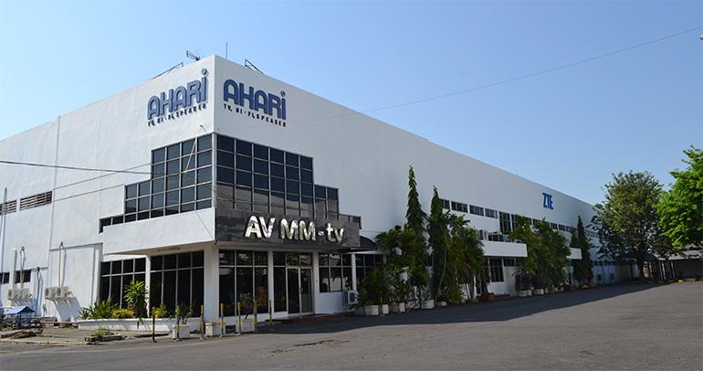 consumer electronic akari factory