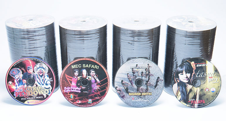 jasa replikasi cd / dvd